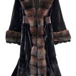 Fur coat — Stock Photo #10506004