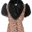 Fur coat - Stock Photo