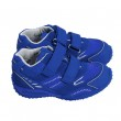 Blue shoes — Stock Photo