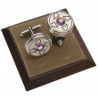 Cufflinks - Stock Photo