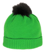 Green cap — Stock Photo