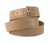 Beige belt — Stock Photo
