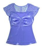 Chemise bleue — Photo