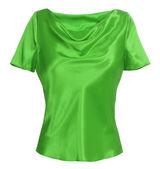 绿色上衣 — 图库照片