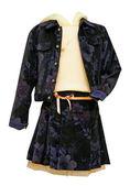 блузка и юбка — Стоковое фото