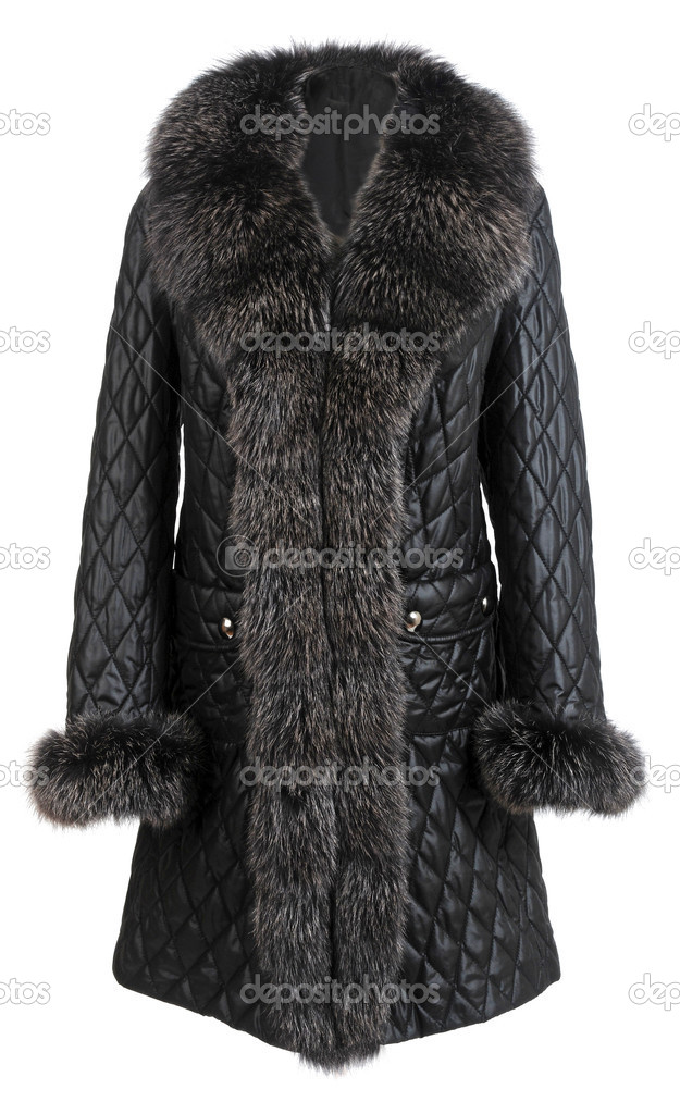 Fur coat — Stock Photo #10507227
