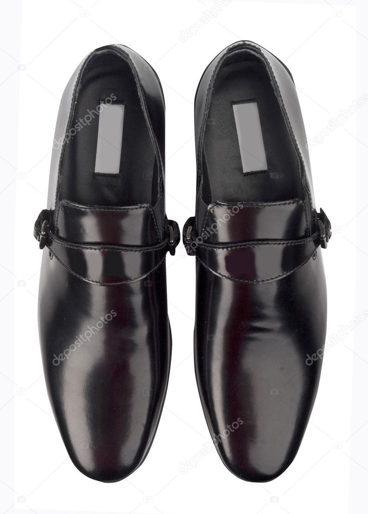 Black shoes — Stock Photo #10509305