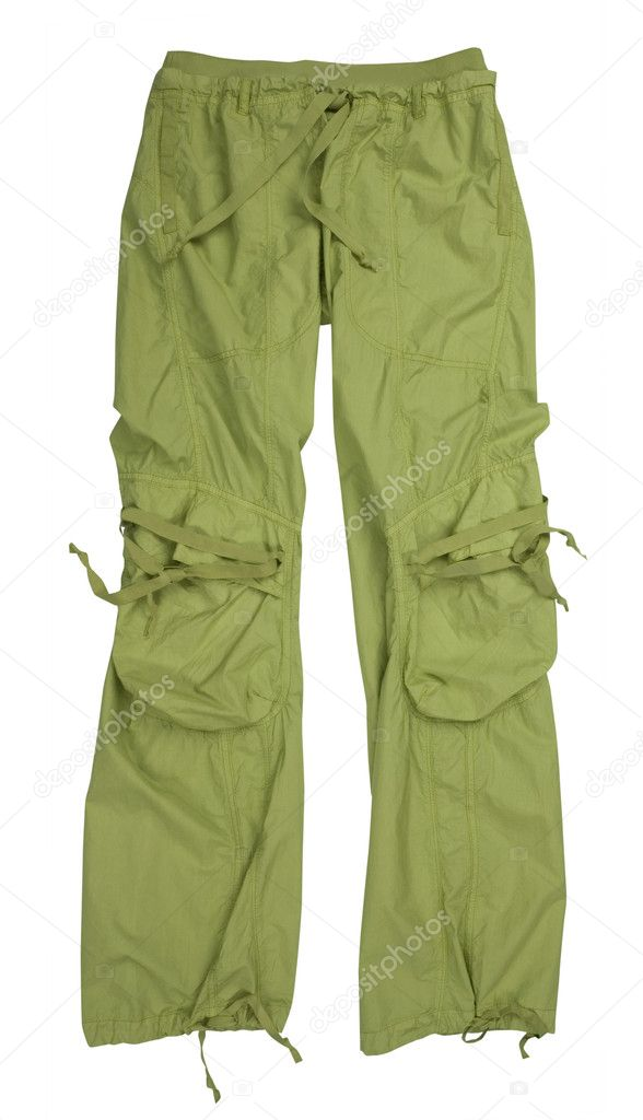 Sport trousers — Stock Photo #10509433