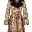 Stock Photo: Fur coat