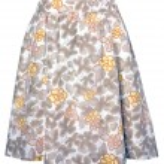 Summer floral skirt — Stock Photo #10510250