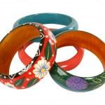 Color bracelets — Stock Photo #10510783