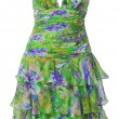 Foto de Stock  : Green sundress