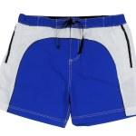 Blue shorts — Stock Photo