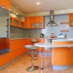 Modern kitchen — Stock Photo #10512397