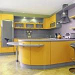 Modern kitchen — Stock Photo #10512400
