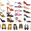 Shoes collection - Stock Photo