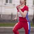 "75 th traditional relay race ""Spring Victory"" - Foto Stock"