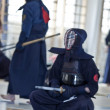 Open Tournament Cup Urals on Kendo — Stock Photo