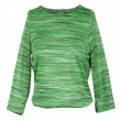 Green striped sweater - Stock Photo
