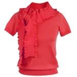 blusa rosa — Fotografia Stock  #10513705