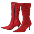 Red boots — Stock Photo #10513895