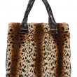 Leopard bag — Stock Photo #10513940