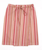 Strip skirt — Stock Photo