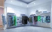 магазин моды — Стоковое фото
