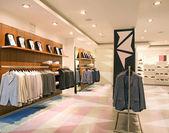 Tienda de moda — Foto de Stock