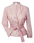 Roze jas — Stockfoto