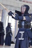 Torneo open coppa urali su kendo — Foto Stock