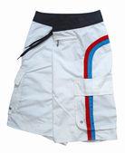 White shorts — Stock Photo