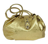 Golden bag — Photo