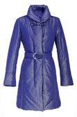 Violet jacket — Stock Photo