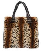 леопард сумка — Стоковое фото