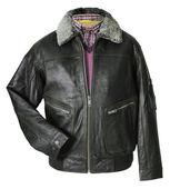 Black jacket — Stock Photo