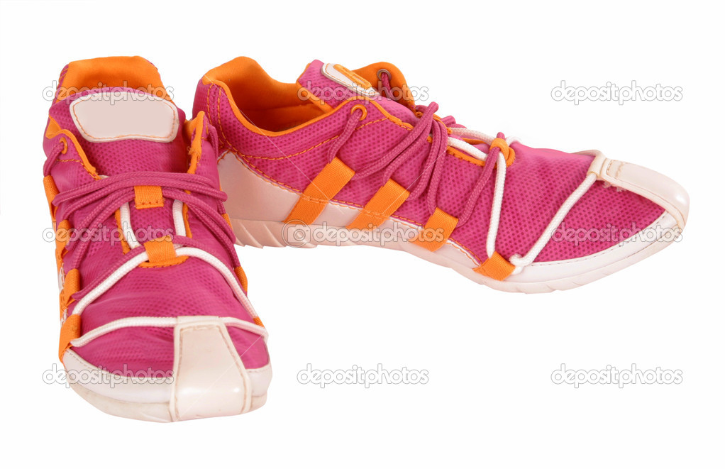Shoes sneakers — Stock Photo #10510788