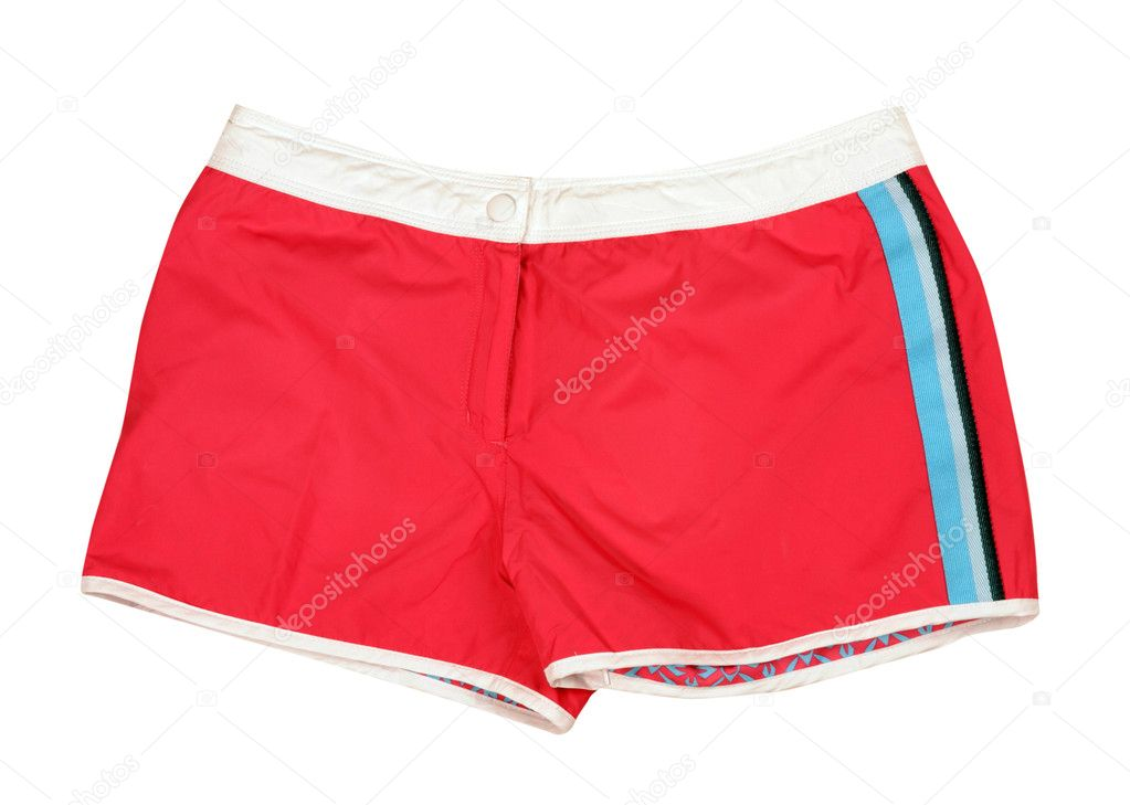 Summer shorts  Zdjcie stockowe #10510791