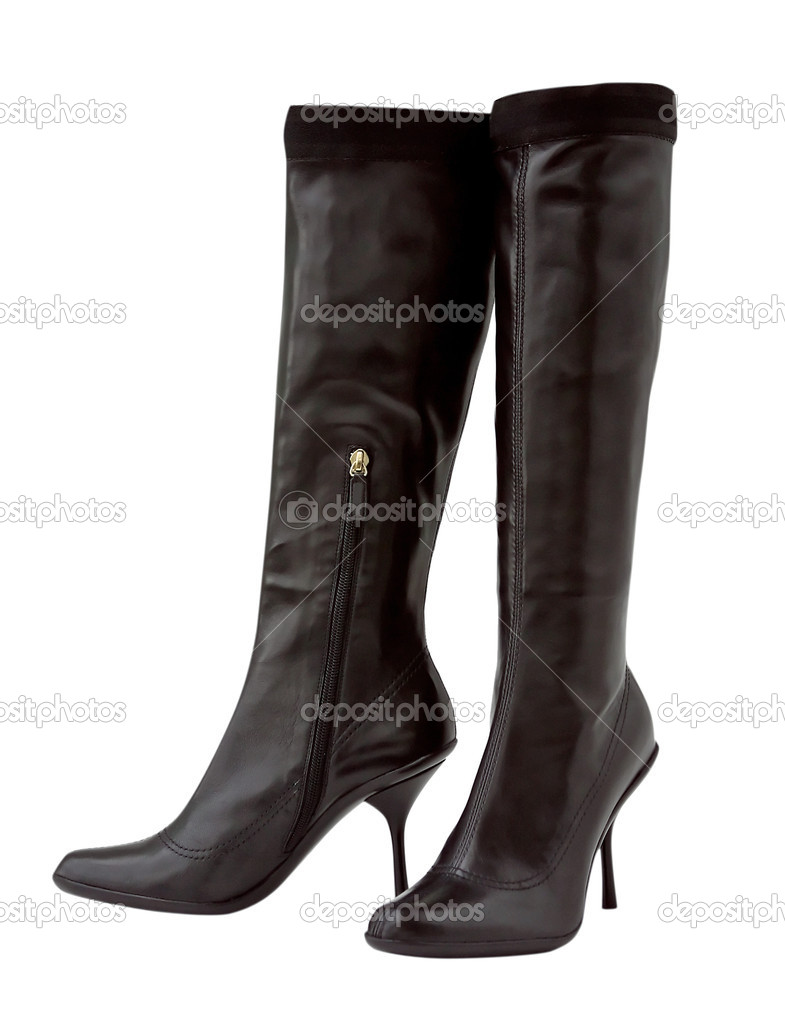 Women boots and bag — Stock Photo #10511274