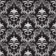 Seamless ornate wallpaper — Stock Vector #10529042