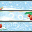 Christmas banner — Stock Vector #10545176