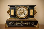 античный роскошные часы — Стоковое фото