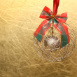 Christmas decorations — Stock Photo #10310834