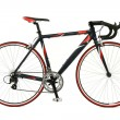 Speed racing bicycle - Stock Photo