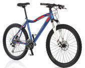 Mountain Bicycle — Stock Photo