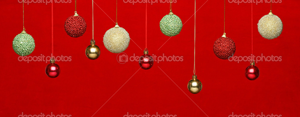 Christmas decorations — Stock Photo #10311025