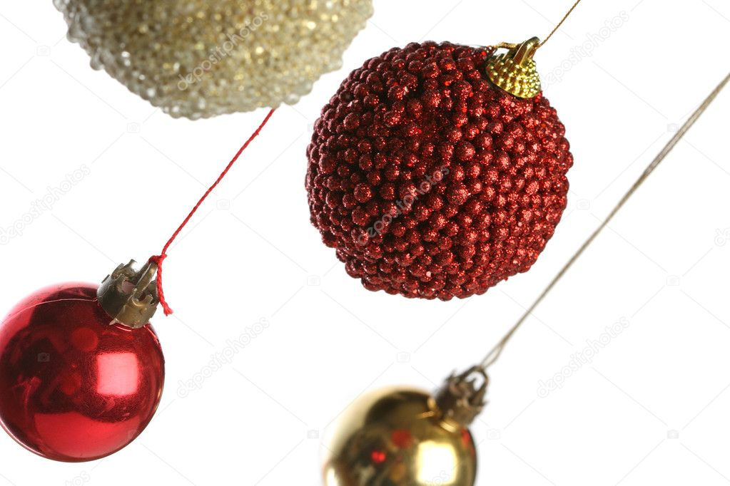 Christmas decorations  Stock Photo #10311070