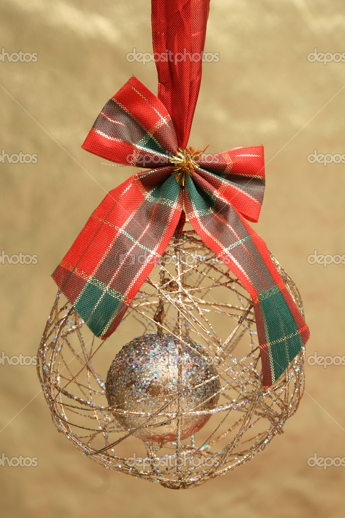 Christmas decorations  Stock Photo #10320084