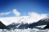 Patagonia Landscape, south of Argentina — Stock Photo