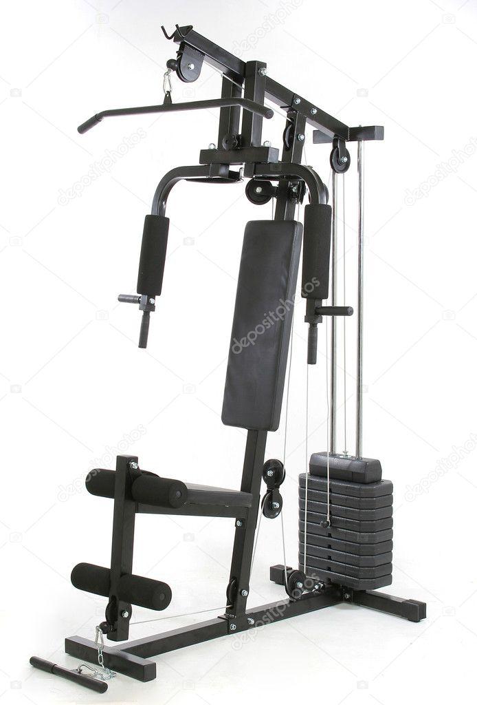 salle de sport et muscle machine photographie erdosain 10470193. Black Bedroom Furniture Sets. Home Design Ideas